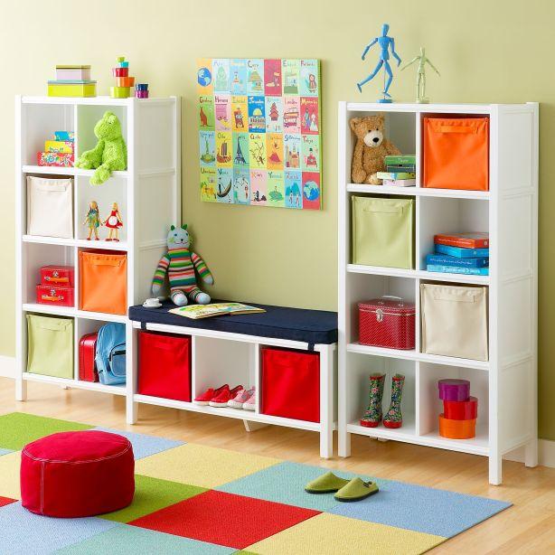 shelf plans kids room